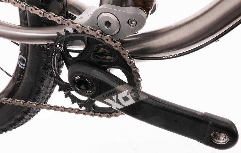 Mobius Detail - Crank