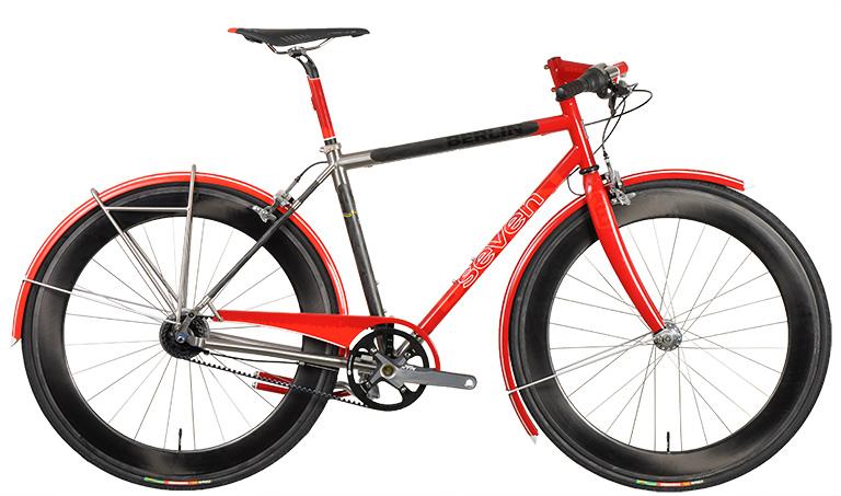 Seven's Berlin Bike