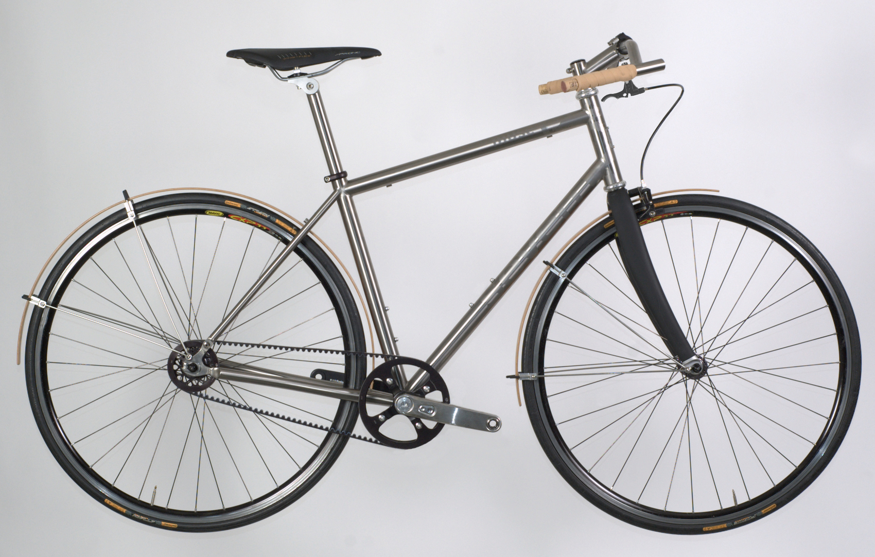 Seven's limited edition Earth Day Bike