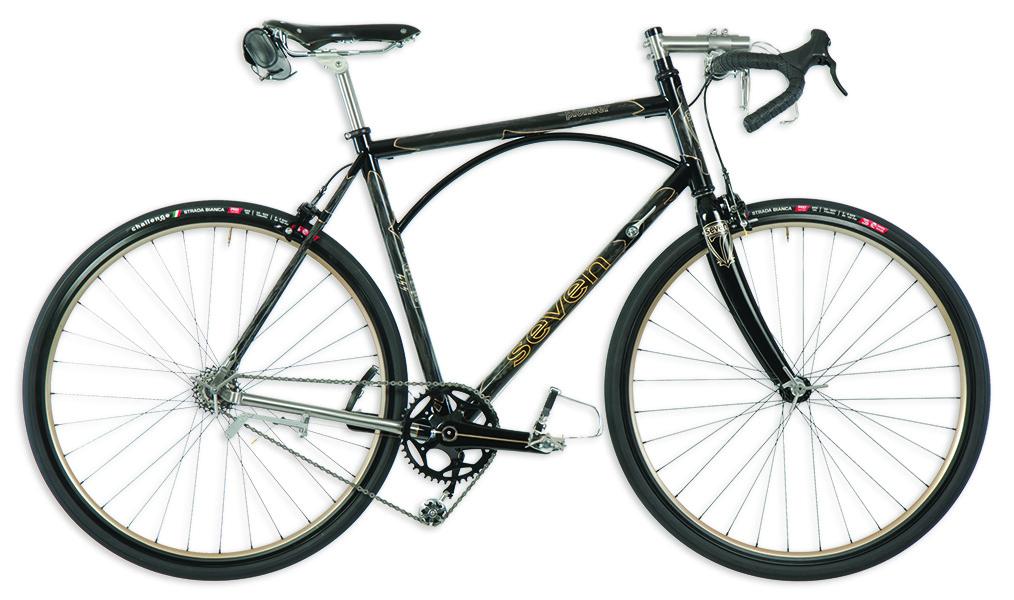 Seven's Project Pioneer Bike