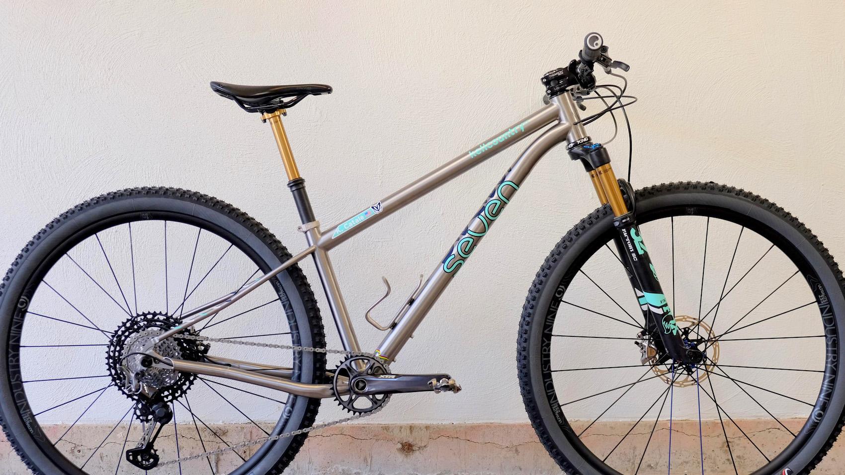 Hightail XX - Super Mountain Bike