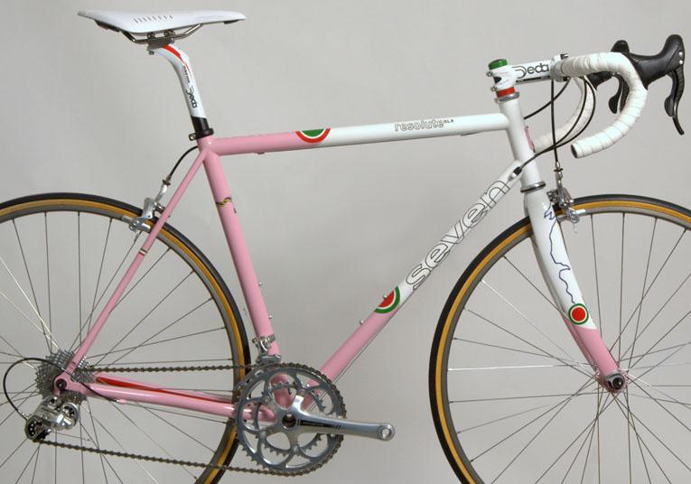 Seven's limited edition Giro Collaborative Bike